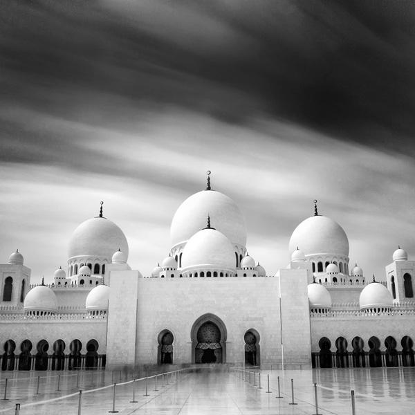 Peace | Sheikh Zayed Grand Mosque