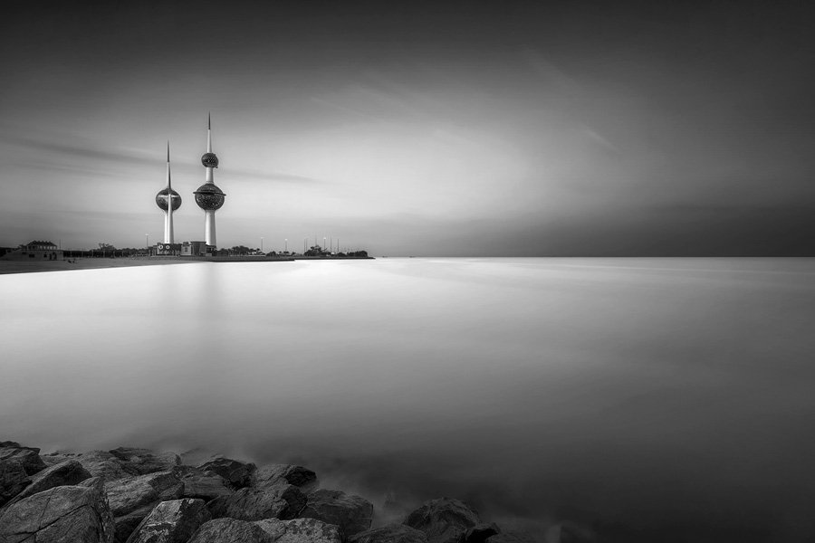 Kuwait Towers | Famous Landmark of the Modern Kuwait